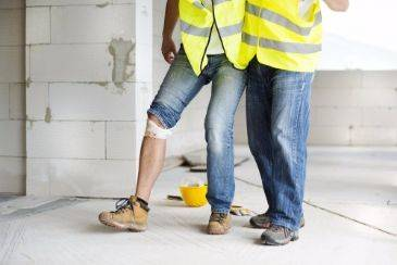 How long is it going to take to resolve a construction accident claim