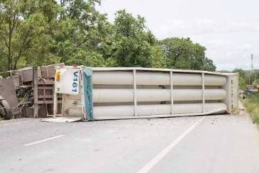 Truck Accident Recorded Statement