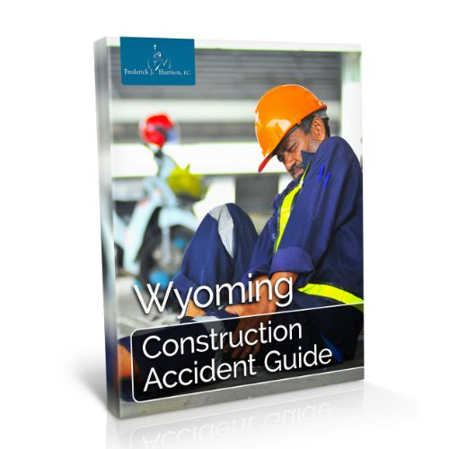 Wyoming Construction Accident Guide